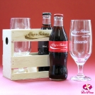 Kit Engradado Coca-Cola